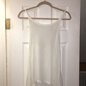 Threads 4 Thought - sheer flowing tank
